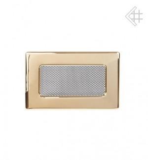 Kratka 11x17 złota