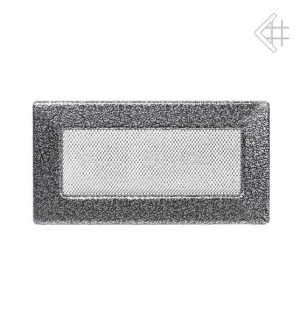 Kratka 11x24 czarno-srebrna