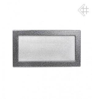 Kratka 17x30 czarno-srebrna