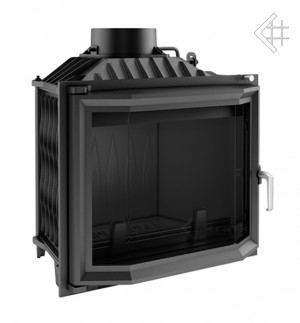 Wkład kominkowy Antek 10 kW pryzmatyczny
