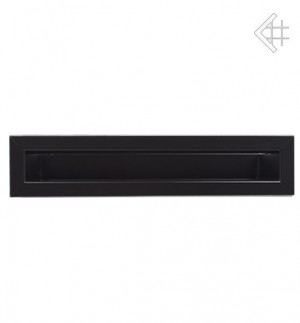Kratka luft 60x400 mm kolor czarny