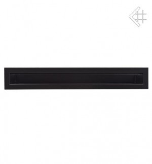Kratka luft 60x600 mm kolor czarny