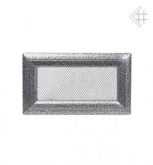Kratka 11x17 Oskar czarno-srebrny