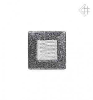 Kratka 11x11 czarno-srebrna