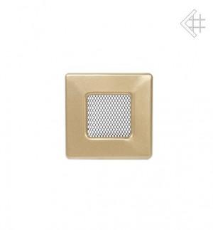 Kratka 11x11 złoto galwanizowane