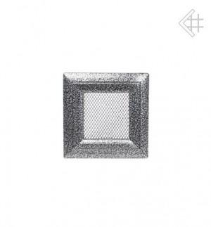 Kratka 11x11 Oskar czarno-srebrny