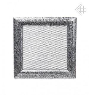 Kratka 17x17 Oskar czarno-srebrny