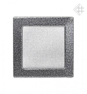 Kratka 22x22 czarno-srebrna