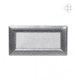 Kratka 11x24 Oskar czarno-srebrny