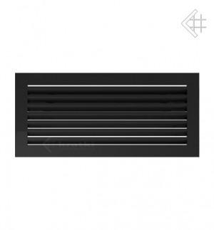 Kratka kominkowa 17x37 FRESH czarna