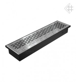 Kratka podłogowa FLOOR szlifowana 9x40 cm